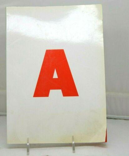 Alessi Full Size General Catalog  1999 VGC