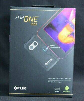 Flir One Pro Android Usb-c Professional Grade Thermal Camera For Smartphones