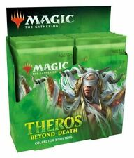 THEROS Beyond DEATH Collector Booster Box English SEALED MAGIC THE GATHERING