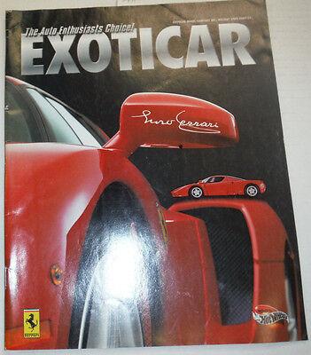 Exotic Car Magazine Ferrari Holiday 2002 032515R2