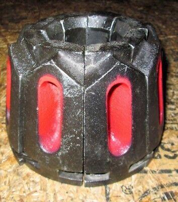 Parker Hydraulic Hose Crimp Die 83c-d24 Red 1 12 Four Wire Die 71 Series