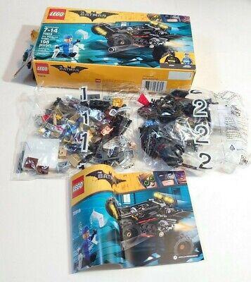 LEGO 70918 The Batman Movie: The Bat-Dune Buggy (New In Open Box)