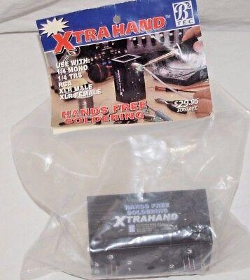 Vintage Xrta Hand Hands Free Soldering Stand Solder