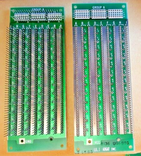 AUGAT ~ 8136-UG1-9TG Prototyping Wrap Board UL1 ~ New unused 8136-UG1-9-TG ~ NOS
