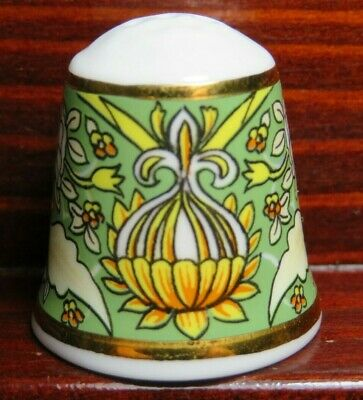 MUSEUM COLLECTION CHINA THIMBLE -  WILLIAM MORRIS - ST JAMES