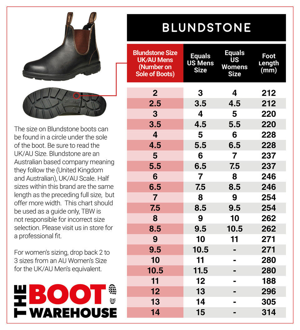 9c5685643af Details about Blundstone Work Boots, 143, Lace Up, Steel Toe Safety. Water  Resistant Leather