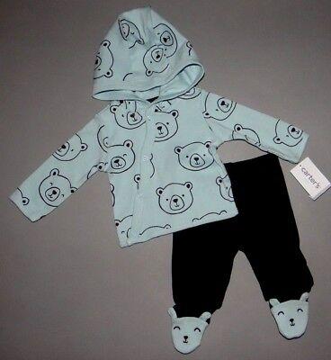 Baby boy clothes, Preemie, Carter