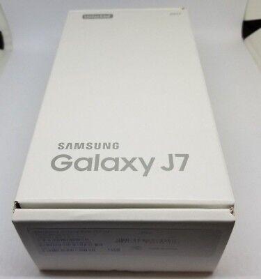NEW IN BOX Samsung Galaxy J7 SM-J727u - 16GB -Inky (Unlocked) Smartphone-(2017)