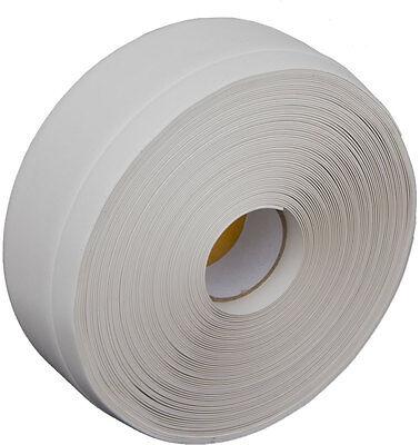 Weichsockelleiste selbstklebend PVC weiß 10m Winkelleiste Knickprofil MS009