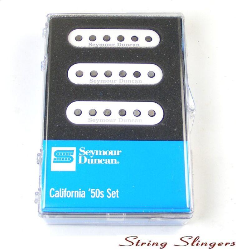 Seymour Duncan California \'50s for Strat Single-Coil Pickup Set ...