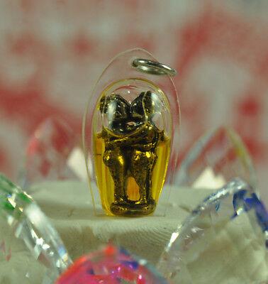 Charm Amulet Pendant - INN KOO SEX APPEAL MAGIC OIL THAI AMULET LOVE ATTRACTION CHARM OCCULT PENDANT