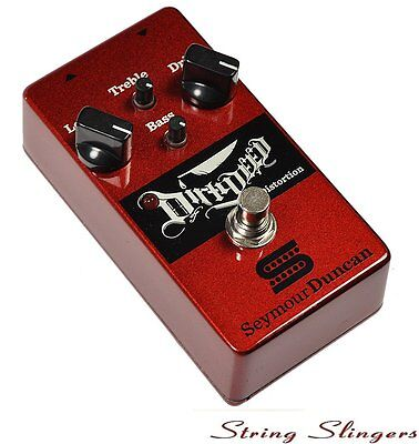 Seymour Duncan Dirty Deeds Distortion Effects pedal, 11900-001