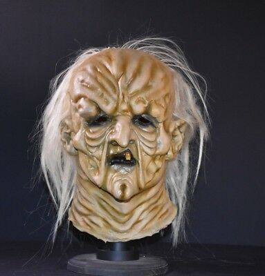 Goosebumps Haunted II 2 Mask Officially Licensed Trick or Treat Studios New ()