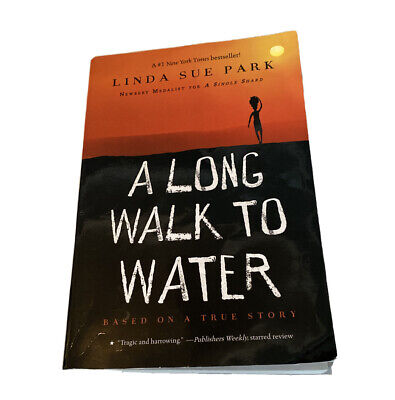 A Long Walk to Water : Based on a True Story by Linda Sue Park (2011, Paperback)
