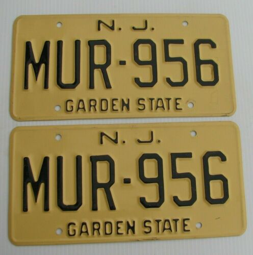 NEW JERSEY 1960