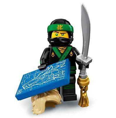 LEGO LOYD - GREEN NINJA #3 Minifigure 71019 NINJAGO MOVIE Series FACTORY SEALED - Loyd Ninjago
