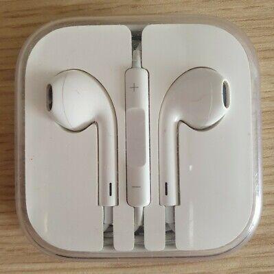 Usado, Apple EarPods 3.5mm with Remote and Mic - White - MD827ZM/A segunda mano  Embacar hacia Spain