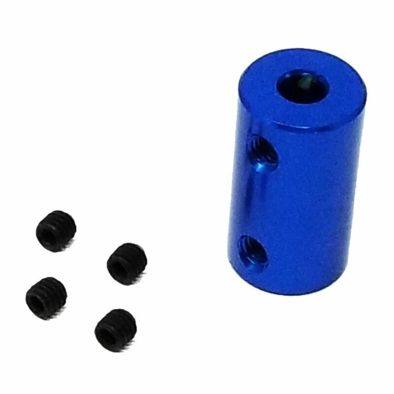 Rigid Coupler Shaft -  5mm to 8mm