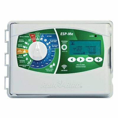 Rain Bird Smart LNK WiFi Irrigation Sprinkler System Indoor Controller, ESP4MEI