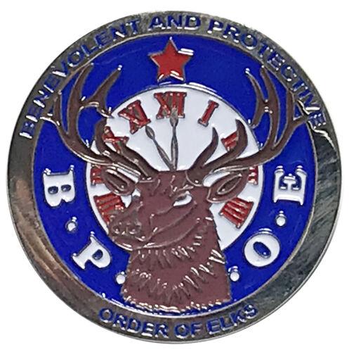 BPOE Elks Challenge Coin