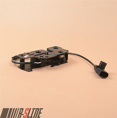 Bonnet Catch Hood Latch Lock W/ Micro Switch For AUDI A4 S4 B8 Allroad A5 Q5 R8