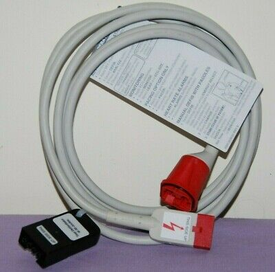 Zoll 8000-0308-01 Aed M Series Universal Multifunction 8ft Cable-great Condition