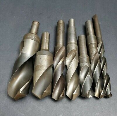 19//64 Extra Long Taper Shank Drill Bit MT-1 Flute 12