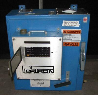 Paragon Petron Programmable Processor Mdl 3162 Resistance Welding Control3001