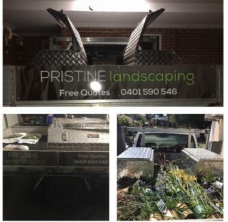 Landscaping services-free qoutes- affordable prices!