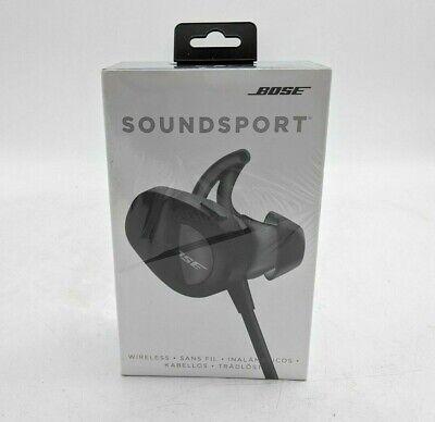 Bose Soundsport Wireless Bluetooth Headphones Black - SH2509