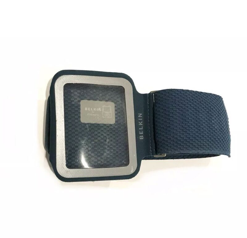 BELKIN Reflective Sports Armband Case-3rd Generation Video iPod Nano Bud Holder