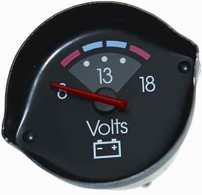 El Camino New Voltmeter Gauge 86-87