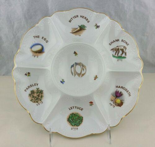 Regal Crown Passover Seder Plate