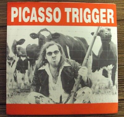 "PICASSO TRIGGER Cupcake Cowboy 7"" NEW early-90's punk Jettison  for sale  Lancaster"