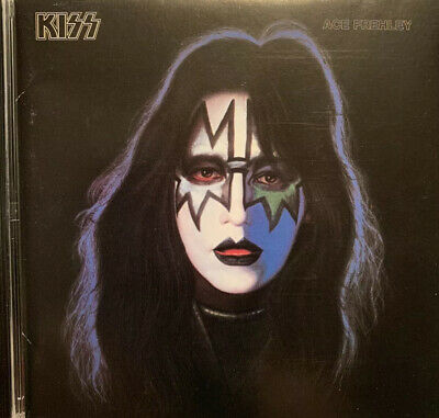 Ace Frehley / Kiss 1978 recording, 1997 reissue, Mercury BMG distribution