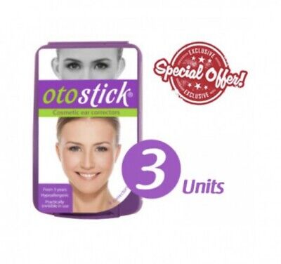 3x Otostick ear corrector 8 units. Free Shipping!! Special Offer!!