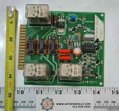3161011 Pcb Time-purge 7800 Series Kokusai Semiconductor Equipment