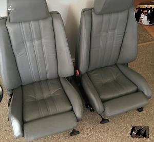 E30/E28 Sports Seats - Retrimmed Yamanto Ipswich City Preview