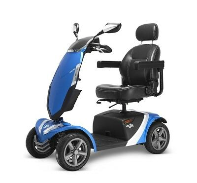 Electric Mobility Rascal Vecta Sport Stylish 8 Mph Class 3 Mobility Scooter