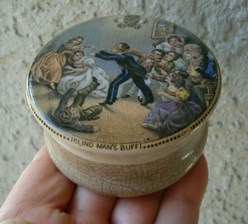 """Antique, rated RARE,""""Blind Man"""