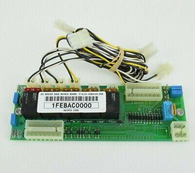 Whelen Edge 9000 Light Bar 01-0268143-00 94 Series Edge Matrix Board