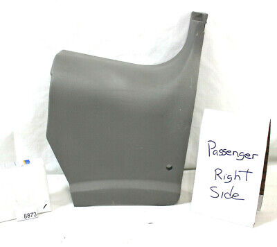 1994-2004 MUSTANG OEM PASSENGER GRAY (PAINT TO COLOR) SIDE KICK TRIM -