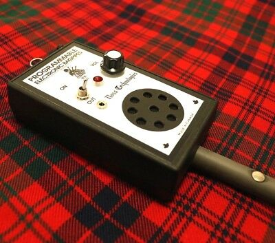 Ross Electronic Bagpipes - Electronic Practice Chanter