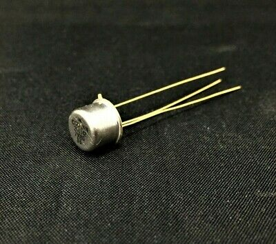 Motorola 2n1142jan - Pnp - Germanium Transistor - 30v 0.1a - To-5 Nos