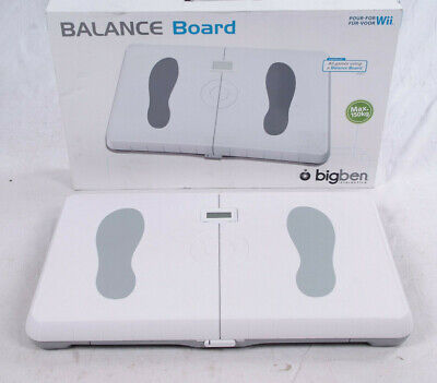 BigBen Interactive Balance Fitness Board für Nintendo Wii bb3238