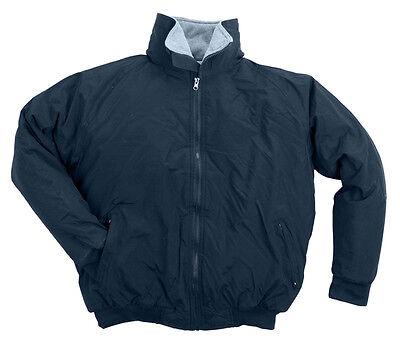 Three Season Jacket (Men's Nylon Three-Season Jacket, Polar Fleece Lined)