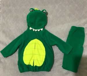 3-6 months Halloween Costume Crocodile