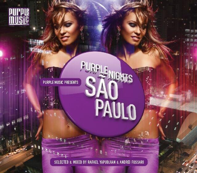 PURPLE NIGHTS SAO PAULO 2 CD NEU ANDREI FOSSARI/SEBASTIAN GAMBOA