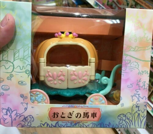 Sylvanian Families F-05 Fairy Pumpkin carriage EPOCH Calico Critters