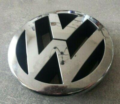 Emblem Heckklappe Zeichen chrom schwarz 5K0853630BULM